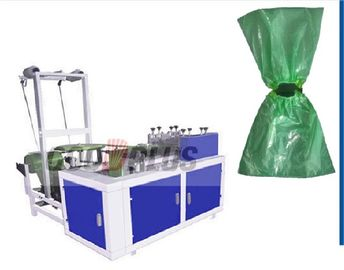 High Output Stable Performance CPE Plastic Anti Dust Car Gear Lever Cover Making Machine